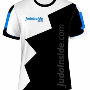 JudoInside.com shirt Black-White
