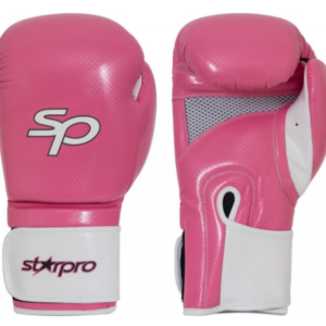 Bokshandschoen Starpro aero tech fitness | roze-wit (OP=OP)