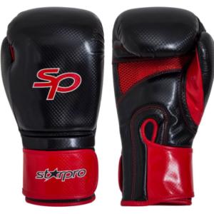 Bokshandschoen Starpro aero tech fitness |zwart-rood (OP=OP)