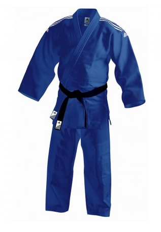 Judopak Adidas wedstrijden en trainingen | J690 | blauw