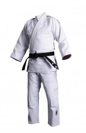 Judopak Adidas wedstrijden en trainingen   J690   wit