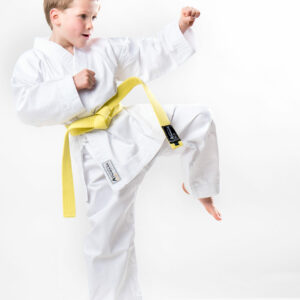 Karatepak voor beginners Arawaza | WKF-approved | wit