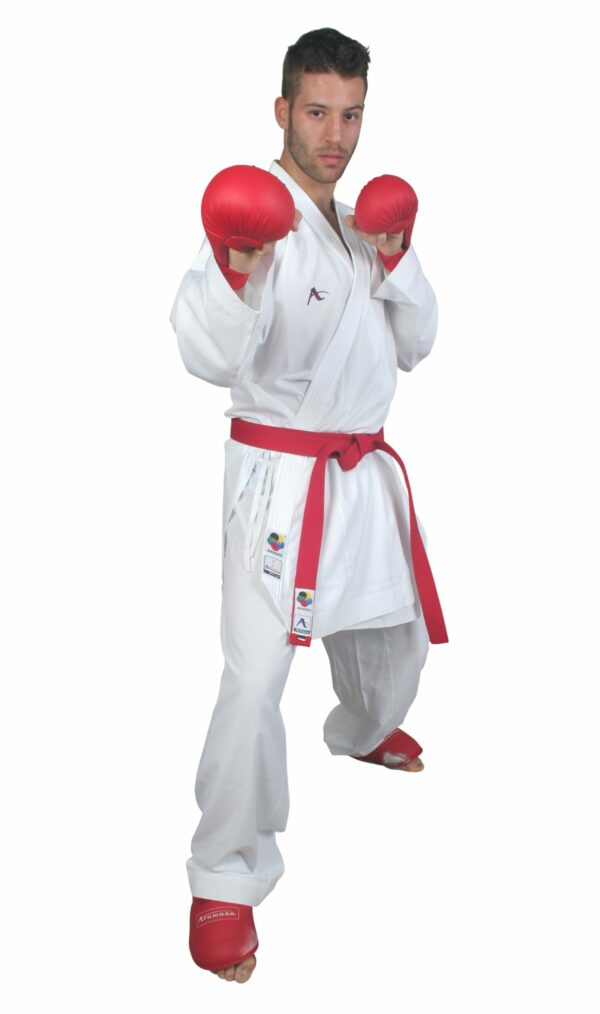 Kumite-karatepak Onyx Air van Arawaza | WKF-approved