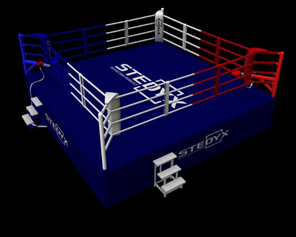 Competitie-boksring Stedyx