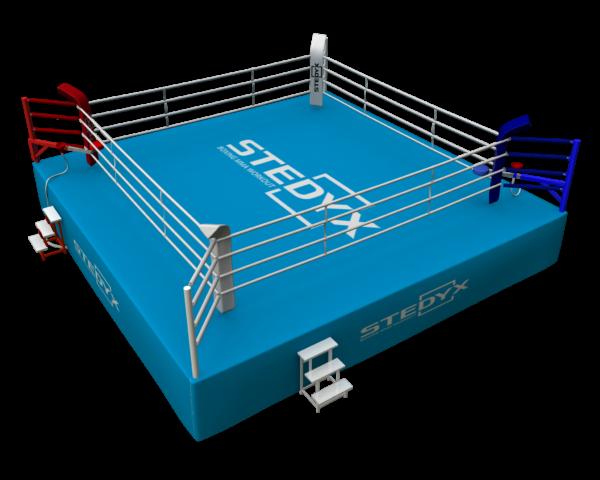 Olympische boksring Stedyx | AIBA  | 7