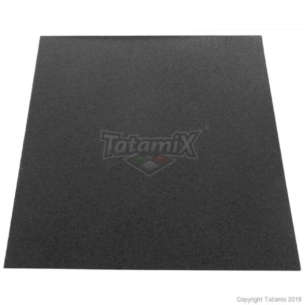 Crossfit- of fitnessmat of Tatamix | 2 cm | zwart