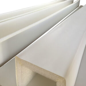 Beschermende vloerbedekking voor de Stedyx-ring   pvc/vinyl