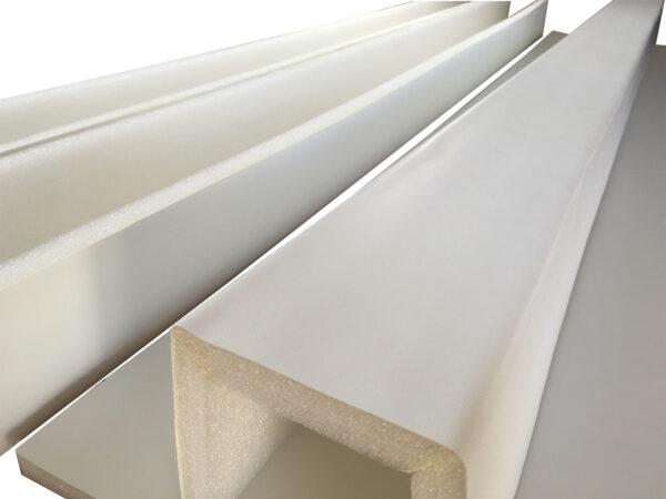 Beschermende vloerbedekking voor de Stedyx-ring | pvc/vinyl