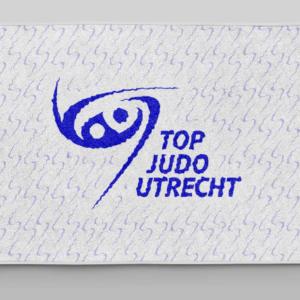 TopJudo Utrecht handdoek