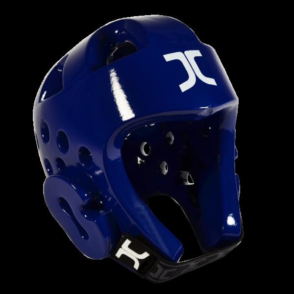 Taekwondo-hoofdbeschermer JCalicu   WT-goedgekeurd   blauw