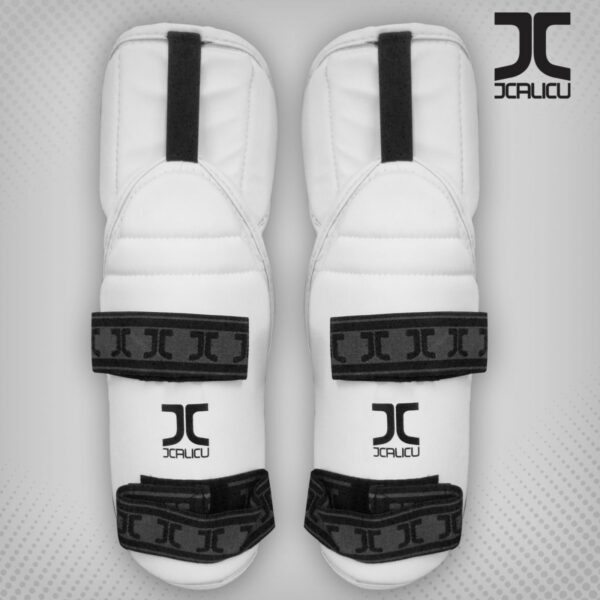 Taekwondo arm- en elleboogbeschermers JC | WT | wit