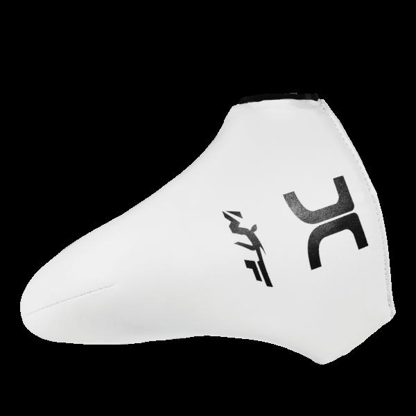 Taekwondo-kruisbeschermer voor mannen JCalicu | WT | wit