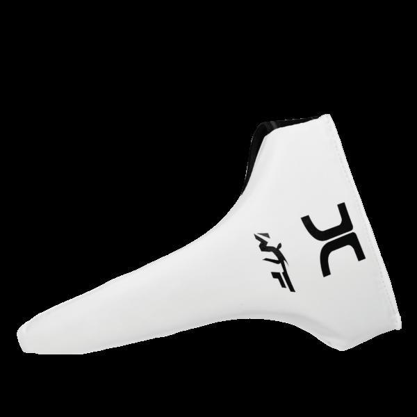 Taekwondo-kruisbeschermer voor dames JCalicu | WT | wit