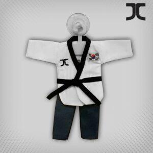 Poomsae dan dames-taekwondopak (dobok) JCalicu | mini
