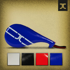 Taekwondo handpad (double target mitt) JCalicu div. kleuren