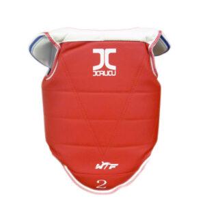 Taekwondo-borstbeschermer Premium JC | WT-goedgekeurd