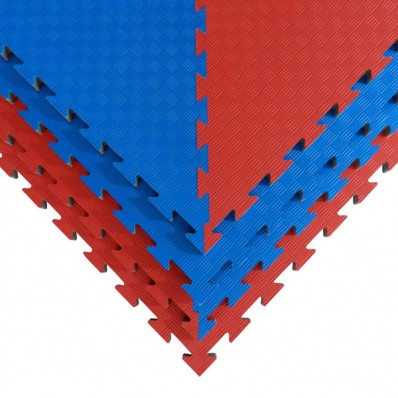 Martial arts puzzelmat Tatamix   8-delige octagonset   2