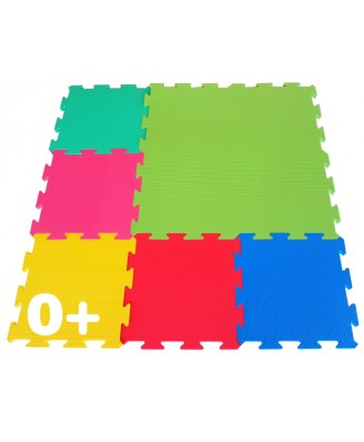 Kleurrijke speelmat Tatamix   1