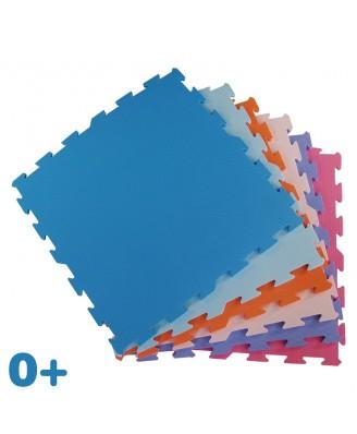 3 cm | 6-delig | pastelmix