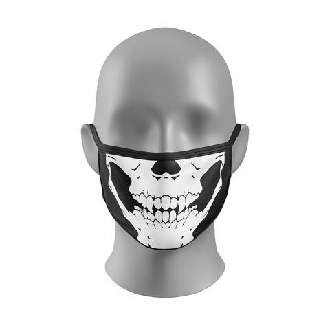 Mondmasker (herbruikbaar) Nihon | skeletgebit-print