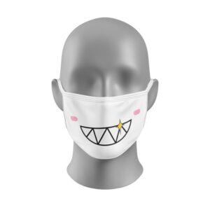 Mondmasker (herbruikbaar) Nihon | schitterende-tanden-print