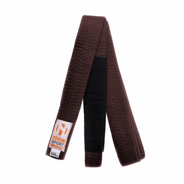 BJJ-banden Nihon voor volwassenen | bruin | maat 320