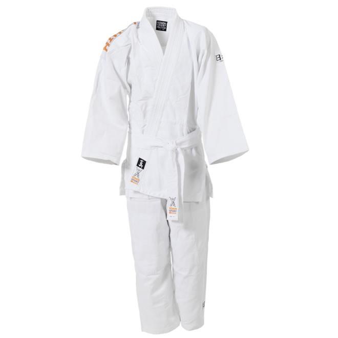 Judopak Nihon Makoto voor beginners en kinderen | extra wit
