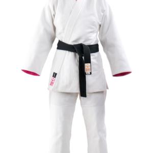 Judopak Nihon Meiyo Lady Gi | wit-roze