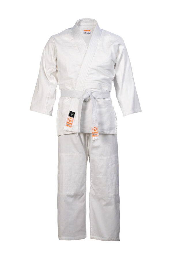 Judopak Nihon Yu voor kinderen   wit