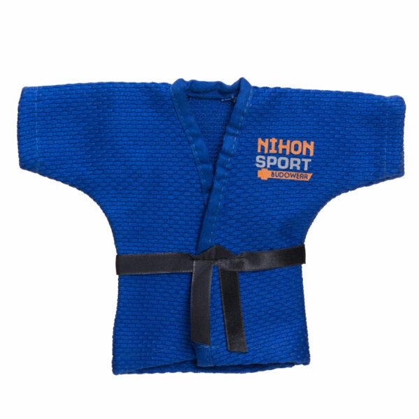 Mini-judogi blauw Nihon   blauw