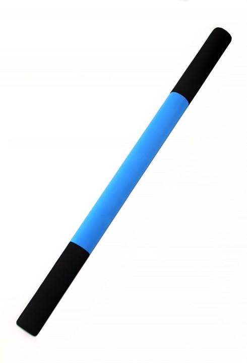 Schuimrubberen wapenstok Nihon | blauw-zwart | 50 cm