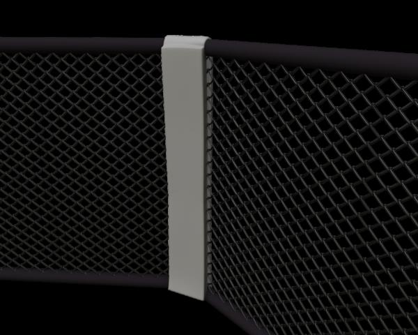 MMA-octagon hoekkussen Stedyx