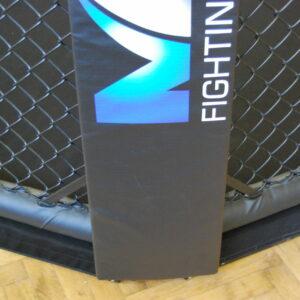 MMA-octagon hoekkussen Stedyx   printed corner pvc