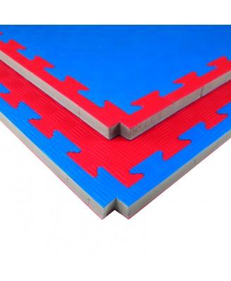 5 cm | rood-blauw