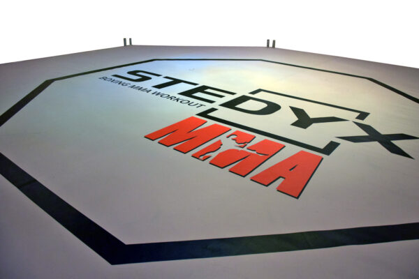 MMA-octagon canvas Stedyx | pvc