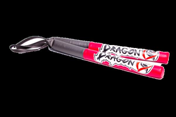Reflex trainer voor vechtsport Dragon Do  | rood | per 2 st