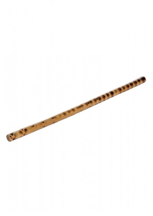 Escrima stok hout rotan in vuur gehard 66 cm.
