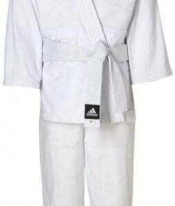 Judopak Adidas voor beginners en kinderen | J350 | wit