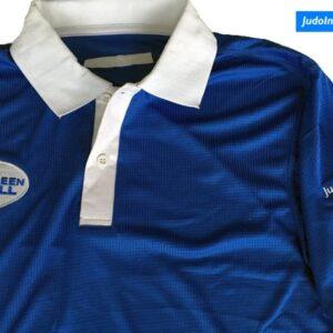 JudoInside.com Poloshirt Blue