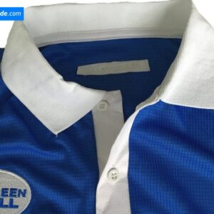 JudoInside.com Poloshirt Blue by GreenHill