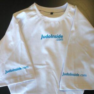 JudoInside.com Rashguard size L men