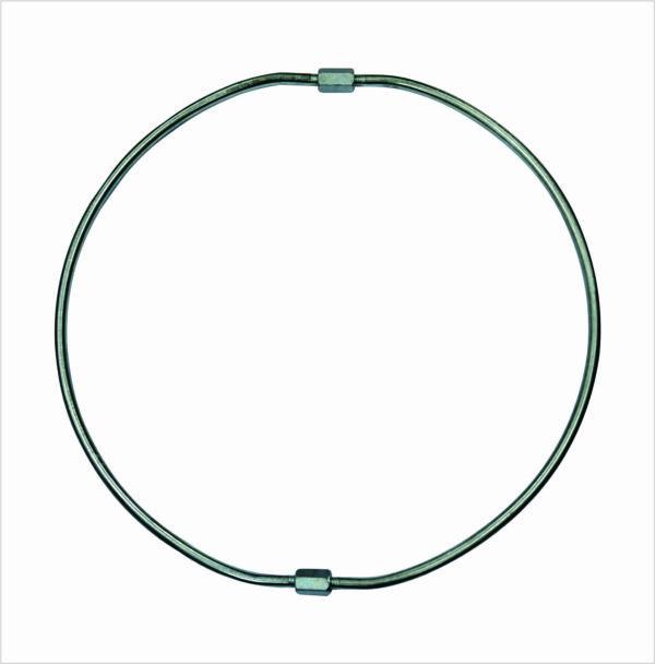 Gegalvaniseerde stalen ring voor bokszak-kettingen | Starpro