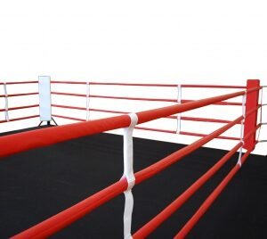 Professionele boksringtouwen Stedyx   kunstleer