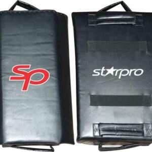 Stootkussen (tombstone training pad) Starpro | zwart-rood