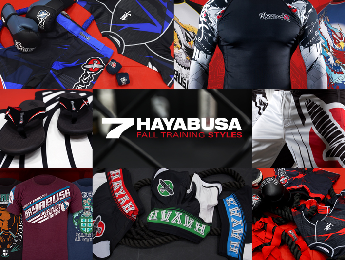 Hayabusa MMA