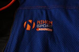 Nihon Hoody judogistof
