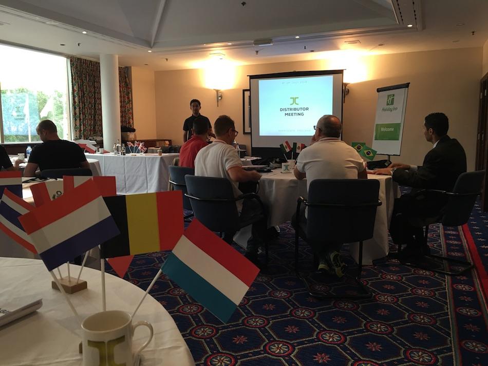 JC Jcalicu seminar Harrogate