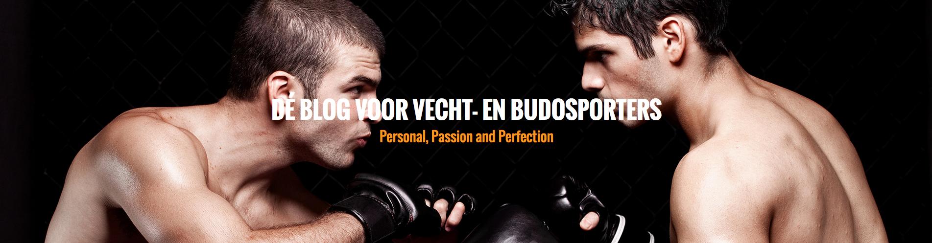 Nieuw; een blog voor vecht- en budosporters