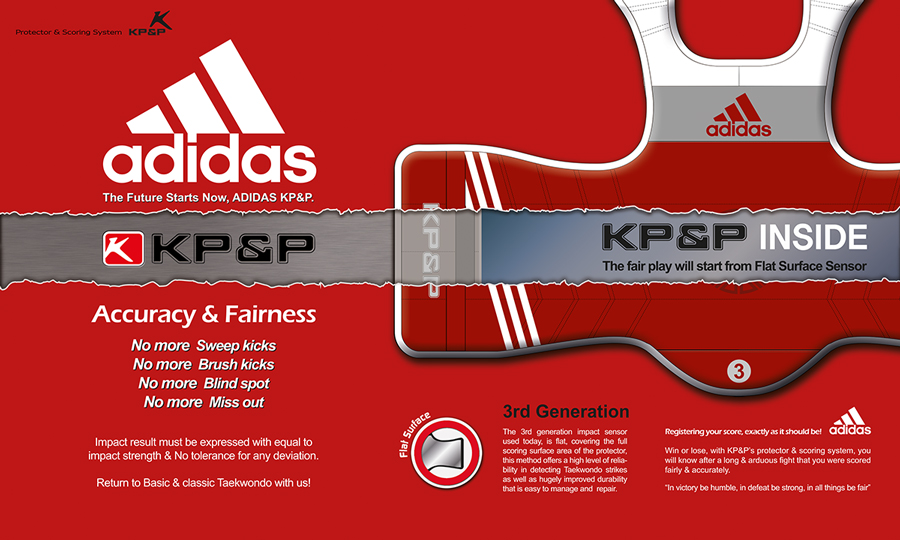 adidas kp&p pss