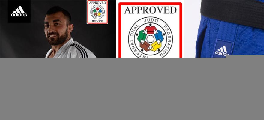 adidas IJF approved judogi judopak JIJF